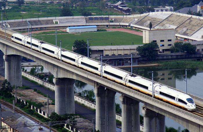 Beijing-Tianjin Intercity High-speed Railway